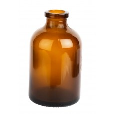 AMBER GLASS DROP DISPENSING BOTTLE TYPE (III) 30ML