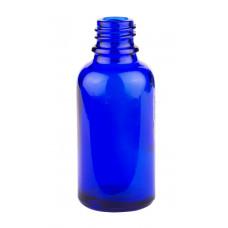 BLUE GLASS DROP DISPENSING BOTTLE TYPE (III) 100ML