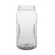 JAR WITH HANDLE GRIP 1.75LT